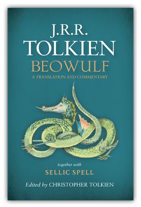 Cover art for the new Beowulf