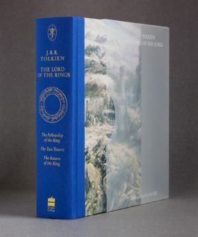 60th Anniversary Edition of The Lord of the Rings