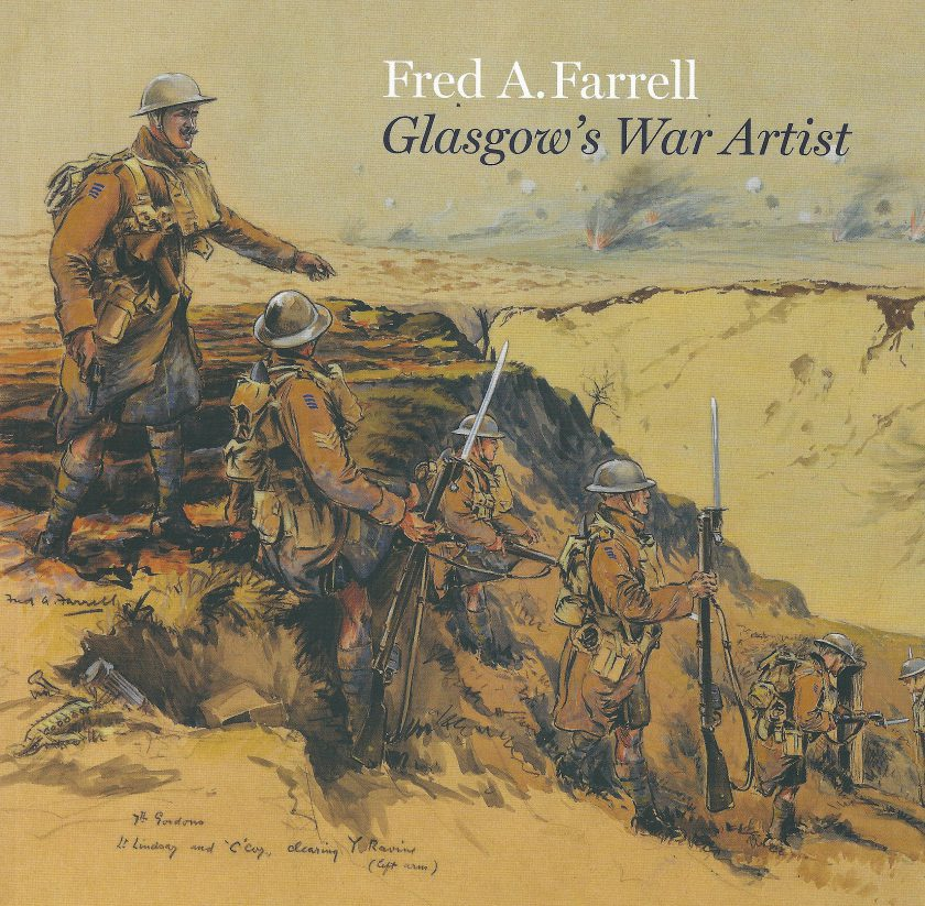 Front cover of the new book on Farrell containing essays by Joanna Meacock, Fiona Hayes, Alan Greenlees & Mark Roberts