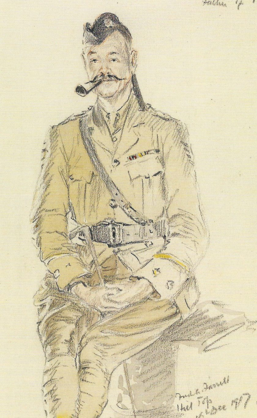 Lt & QM J.Kelly, 'Father' of 17th Highland Light Infantry by Fred A. Farrell