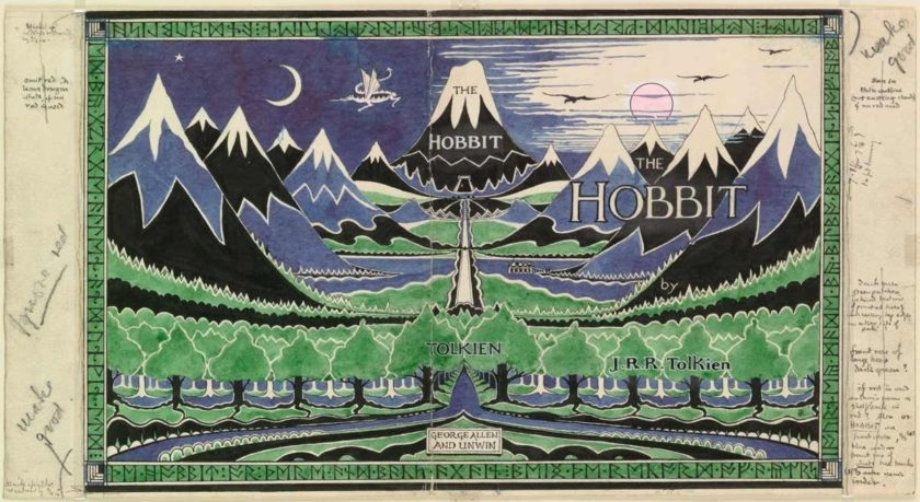 The hobbit (enhanced edition) by j. R. R. Tolkien ebook.