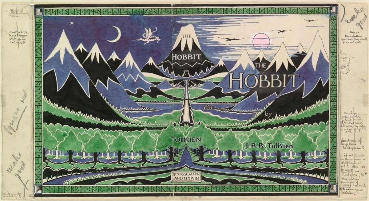 1937 Hobbit as a Setting