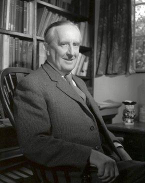 a biography of john ronald reuel tolkien the author The paperback of the jrr tolkien: a biography by humphrey carpenter at  barnes & noble  jrr tolkien: author of the century.