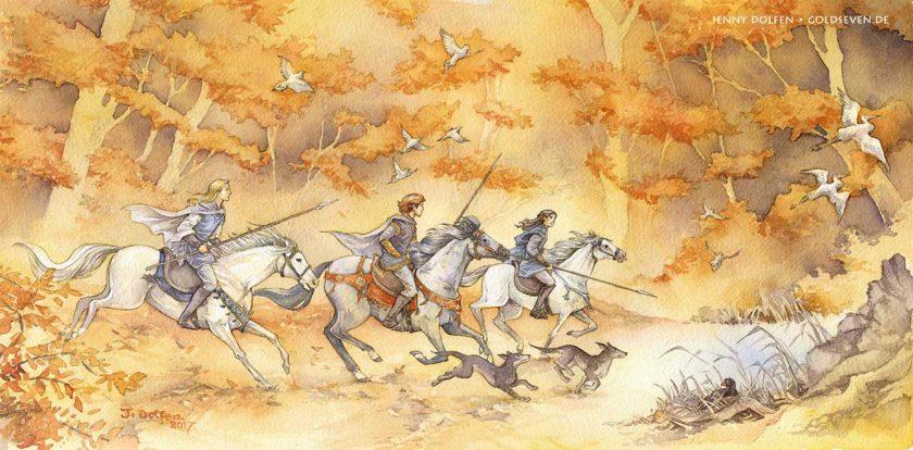 """""""The Hunt"""" by Jenny Dolfen"""