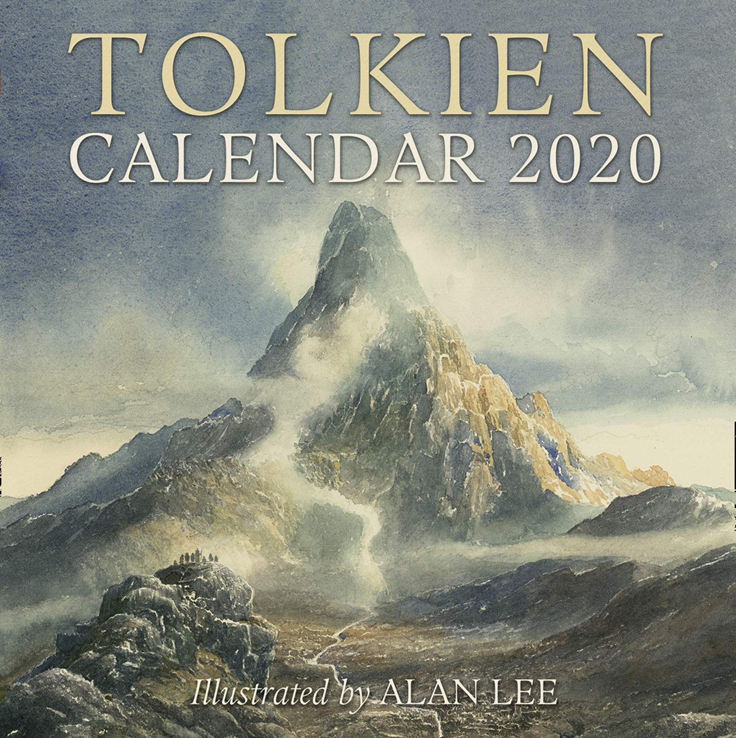 Can Calendrier 2020.Tolkien Calendar 2020 Is Published The Tolkien Society